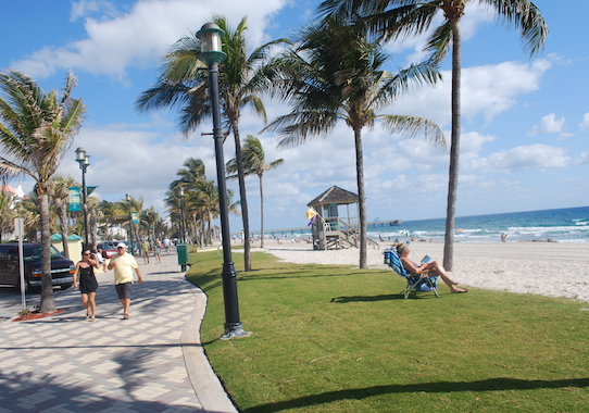 Deerfield Beach, FL location